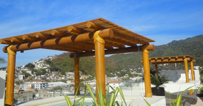Productos maderables de cuale todo sobre la construccion - Construccion de pergolas de madera ...