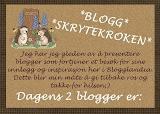 """""""Skryt til bloggen"""" hilsen fra Ingrid."""