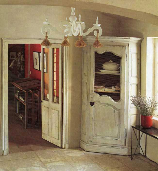 lampadari stile provenzale : Soggiorno Stile Provenzale: Tende soggiorno stile provenzale sono le l ...