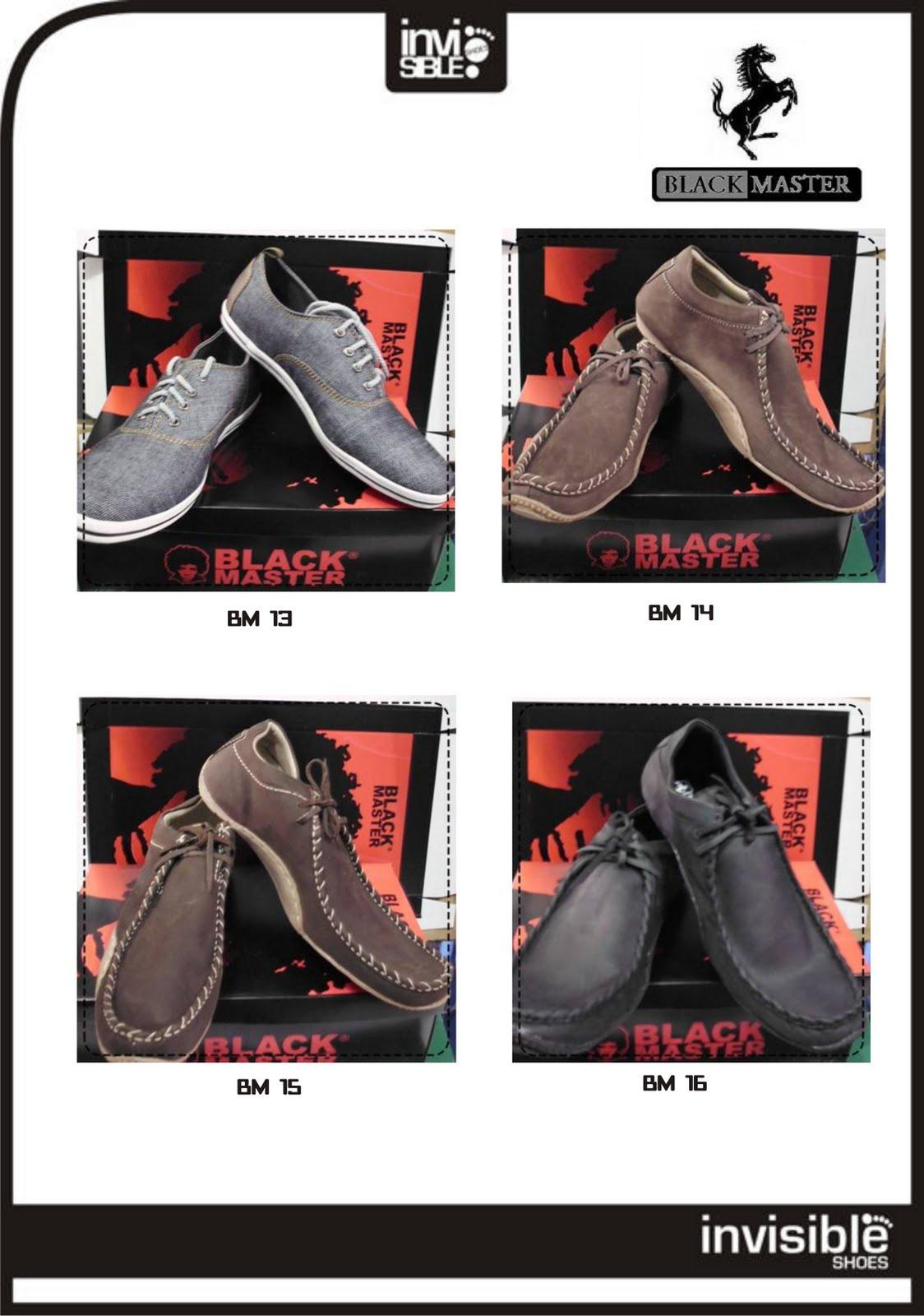toko sepatu online: SEPATU BLACK MASTER original