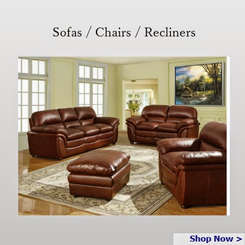 Sofas / Chairs / Recliners - Homegenies