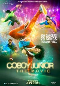 Sinopsis Film Coboy Junior The Movie 2013