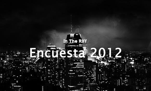Encuesta: Lo mejor del 2012