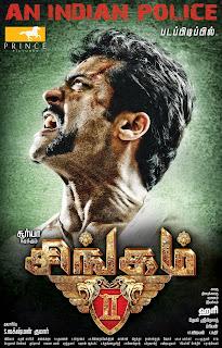 Surya Singam 2 Poster
