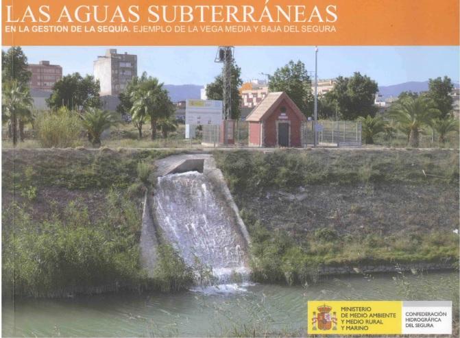 las aguas subterráneas en la gestión de las sequías