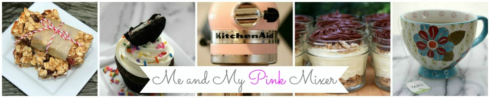 Me and My Pink Mixer