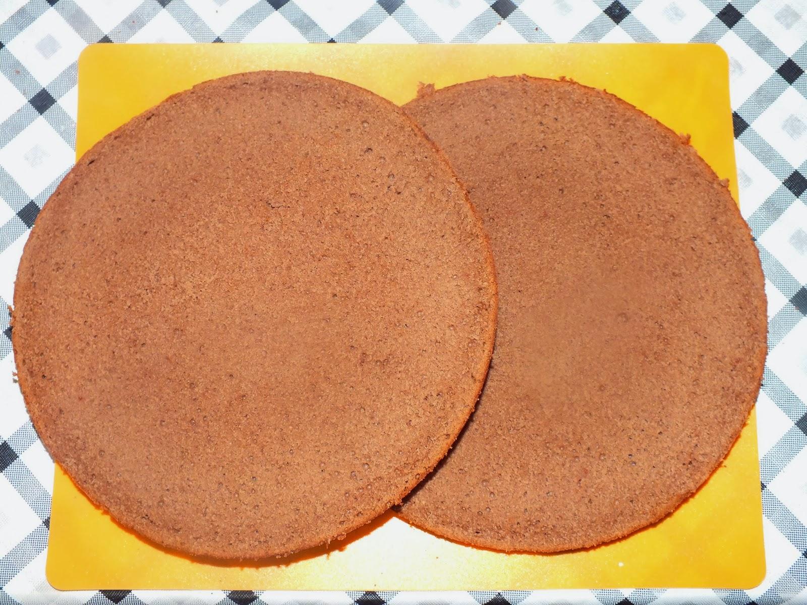 Обычный корж для торта рецепт с пошагово