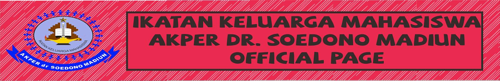 IKM Akper Dr. Soedono Madiun