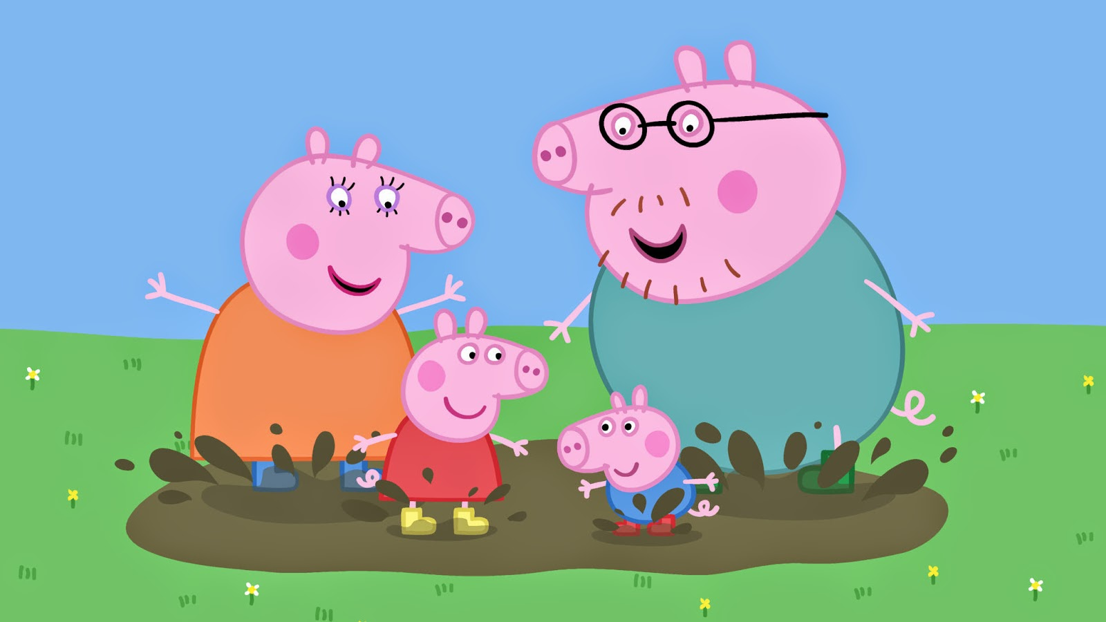 Madhouse Family Reviews !: Happy 10th birthday Peppa Pig !
