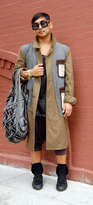Gabe de Dios stylist Comme des Garcons Rojas Alexander Wang Kris van Assche Jeremy Scott Linda Farrow