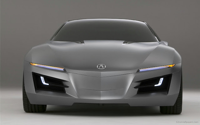 Acura Advanced Sports Car Concept 2