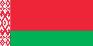 Flag of Belarus, 2012-present