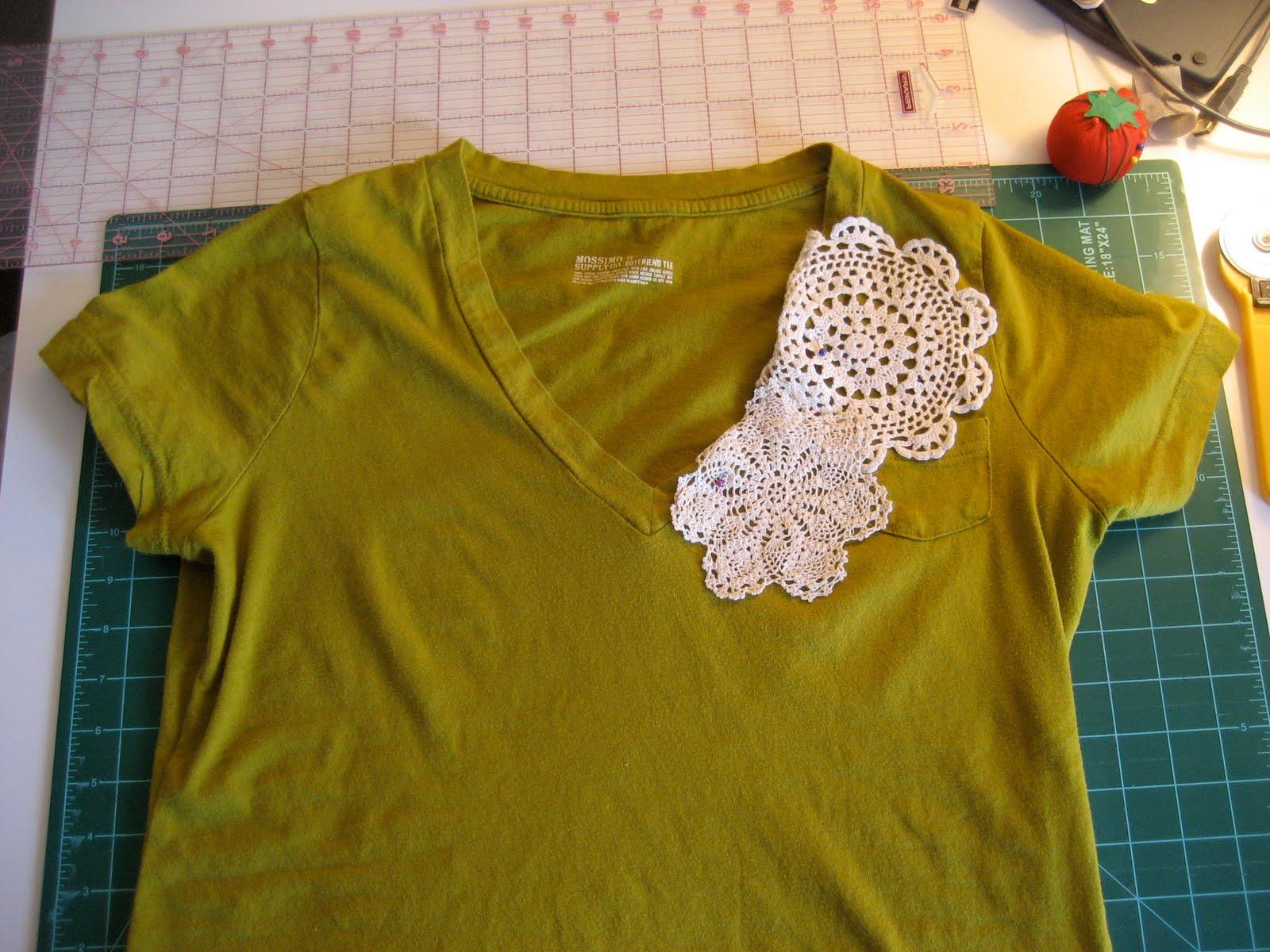 Как украсить футболку своими руками (76 фото варианты) 75