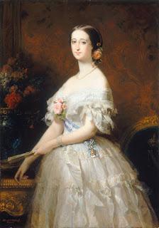 Eugénie de Montijo, impératrice des Français