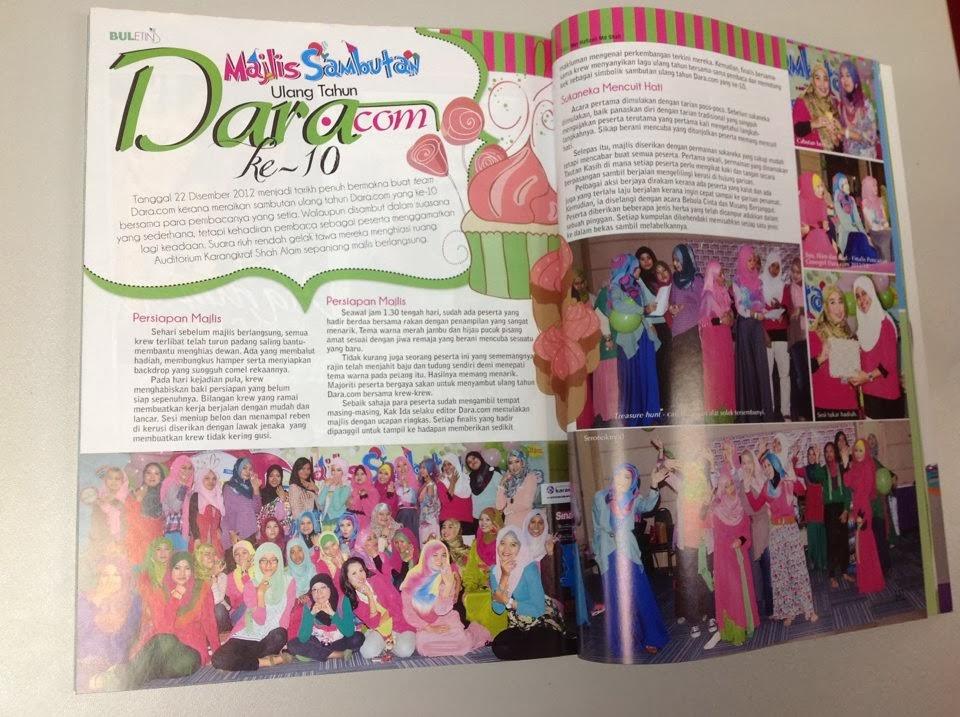 Majalah DARA.com