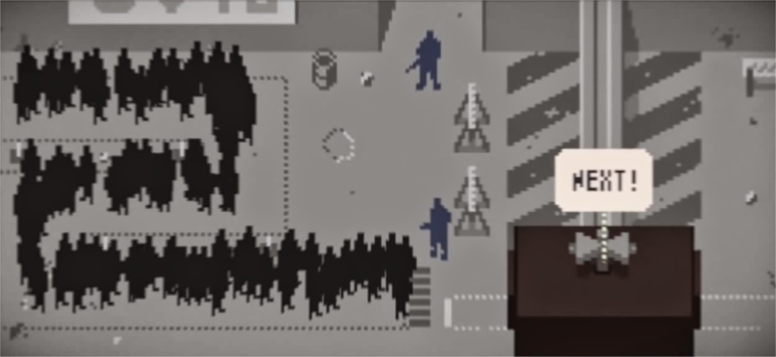 Papers, Please Kontrolle