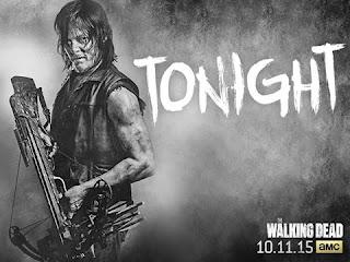 Daryl returns in season six of The Walking Dead
