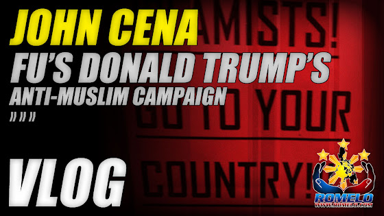 John Cena Slams Donald Trump's Anti-Muslim Campaign