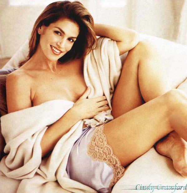 Top models cindy crawford nude