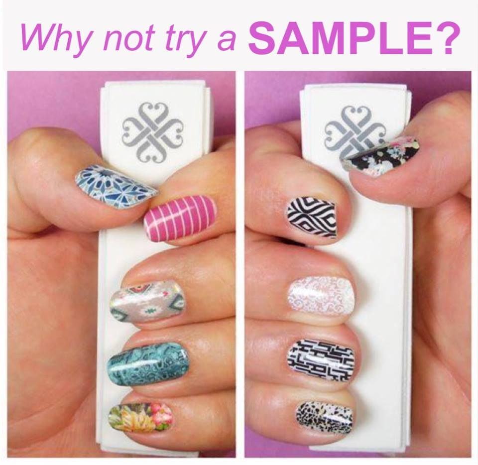 My Jamberry Addiction: 10 Day Party Script- Day 1