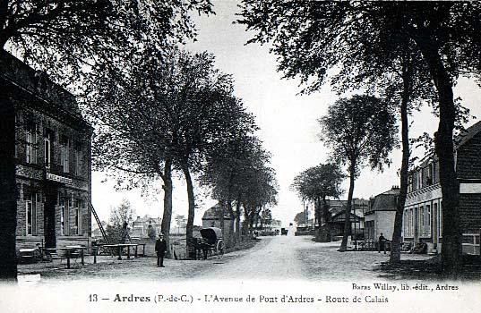 Ardres, Département Pas-de-Calais, hometown of television pioneer Constantin Senlecq
