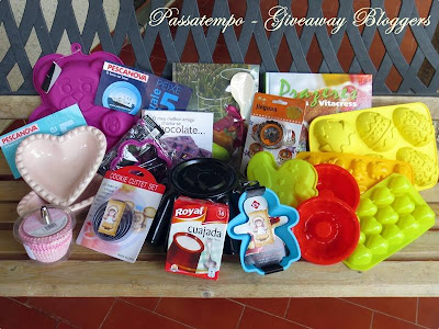 passatempo - giveaway bloggers