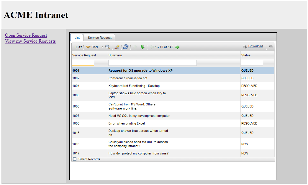 Embed maximo user interface in a web page ibm maximo customization