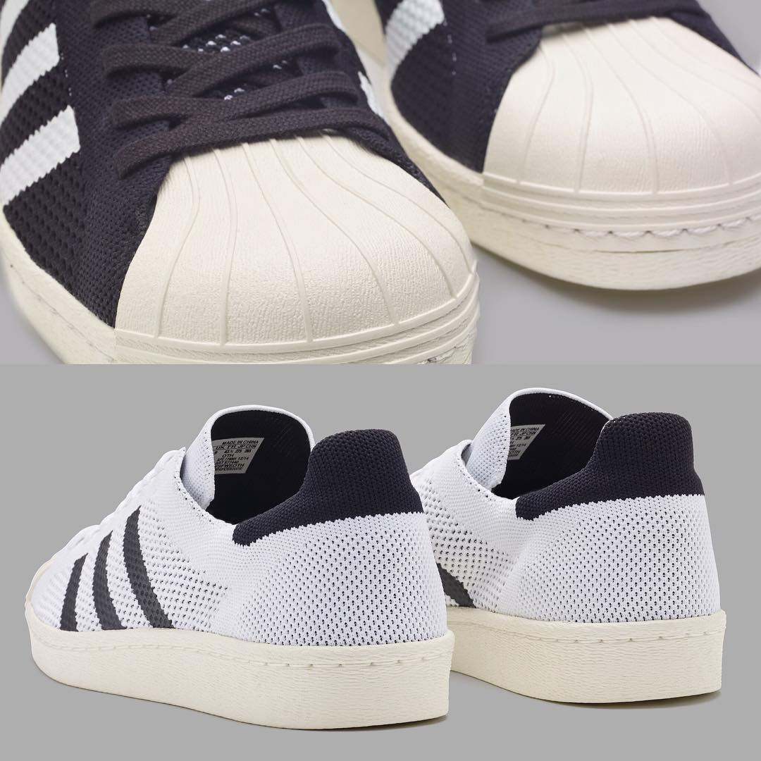 Adidas Superstar Superstar Adidas gets Primeknit | Analykix c83f63
