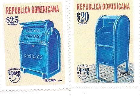 Filatelia dominicana hoy el inposdom cumpliendo acuerdos - Buzones masian ortega ...