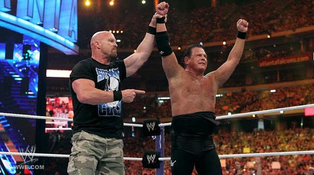 wwe wrestlemania 27 results. pictures WWE Wrestlemania 27