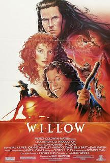 Willow: En la Tierra del Encanto Poster