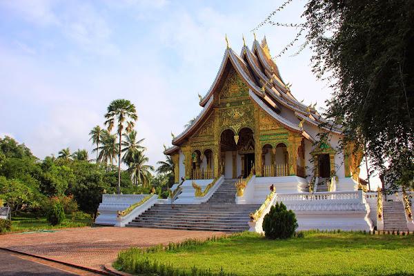 Haw Pha Bang - Palais Royal de Luang Prabang