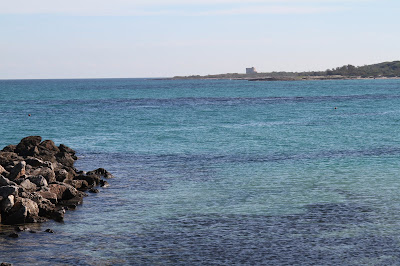 La Torre in the Distance from Punta Penna Grossa