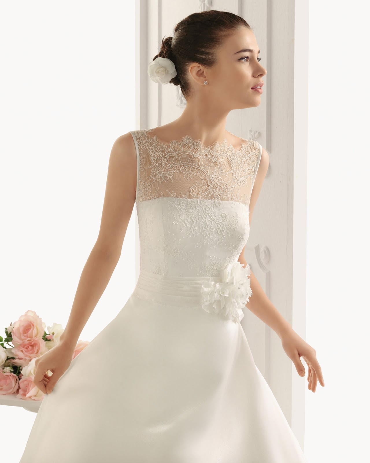 Maryland Pink and Green: Second Wedding Dress