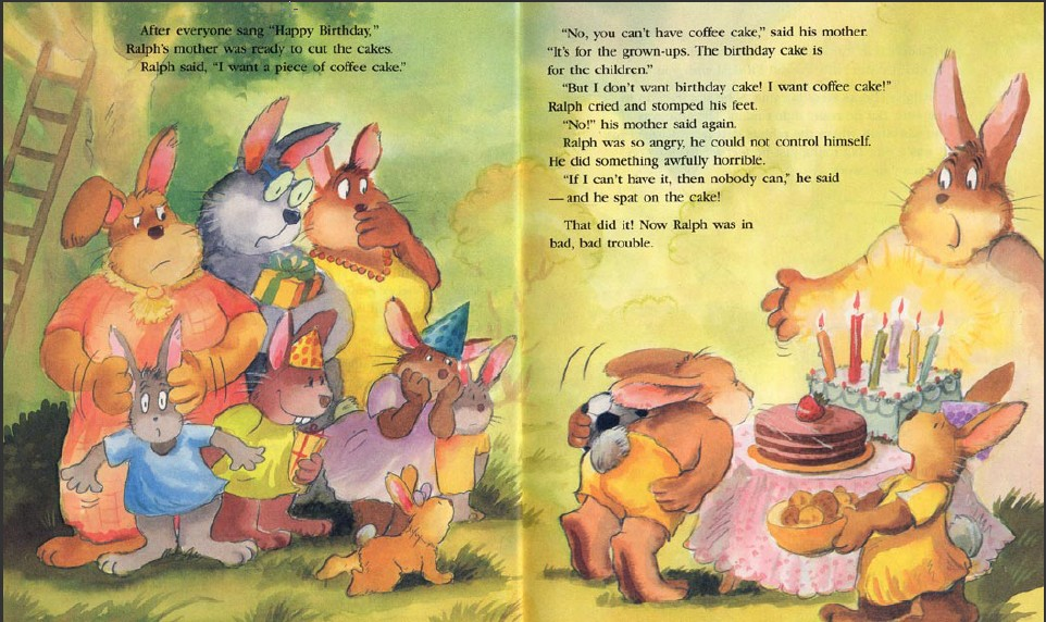 simple english story for kids pdf