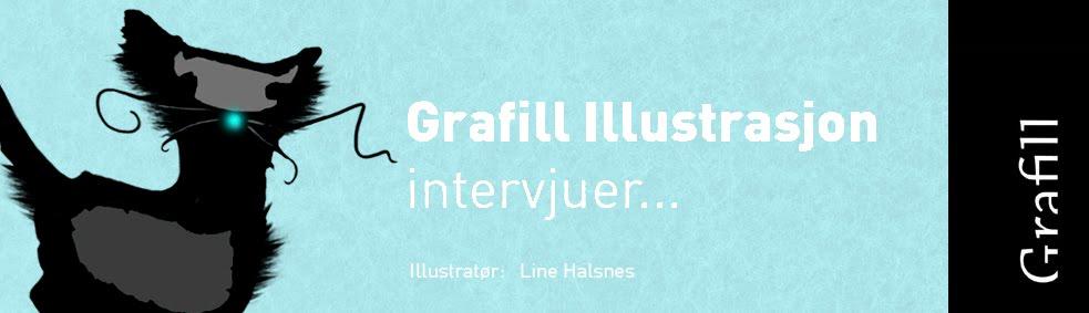 Grafill Illustrasjon intervjuer: