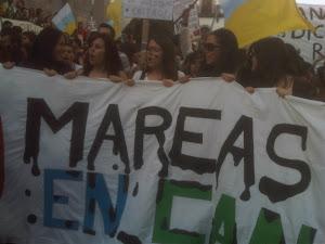 MANIFESTACIÓN EN CONTRA DE LA BURRADA MÁS GRANDE!!!