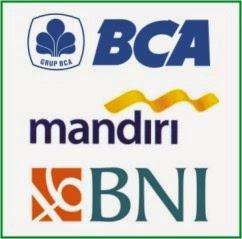 Opsi Rekening Bank: