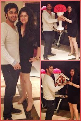 Arjun Kapoor celebrates sister Anshula's birthday