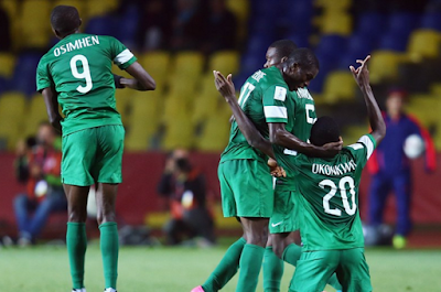 Victor Osimhen equals record as Nigeria seal FIFA 2015 Final