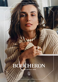 BOUCHERON SS2019 AD CAMPAIGN