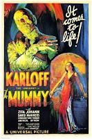 La momia (1932).