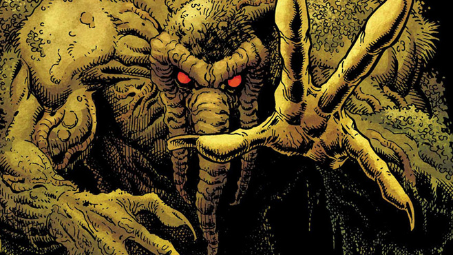 Man-Thing Character Review - 1