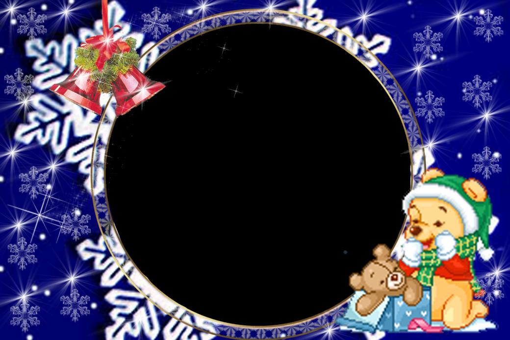 Marcos para Fotos de Navidad. Descarga Gratis. | Marcos Gratis ...