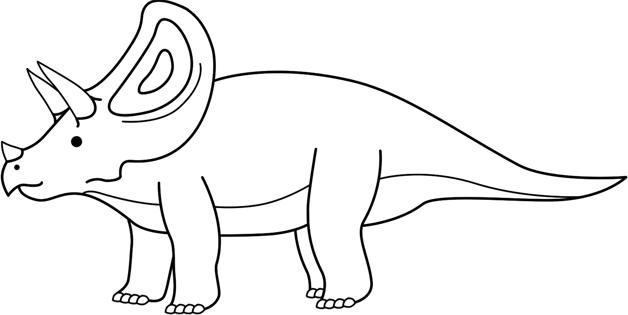 The Dinosaur Poster Dinosaur Debut Torosaurus