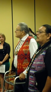 Native Americans shut down US tarsands 'consultation' in Rapid City SD