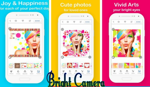 Selfie Camera Apps for Android
