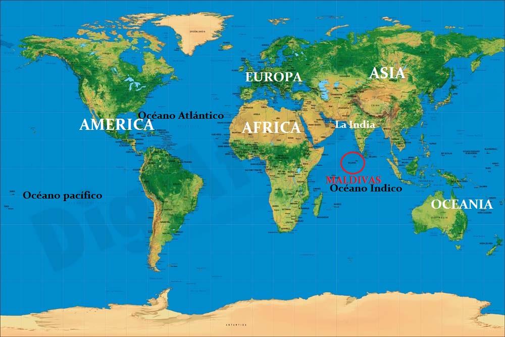 islas maldivas ubicaci n geogr fica de islas maldivas
