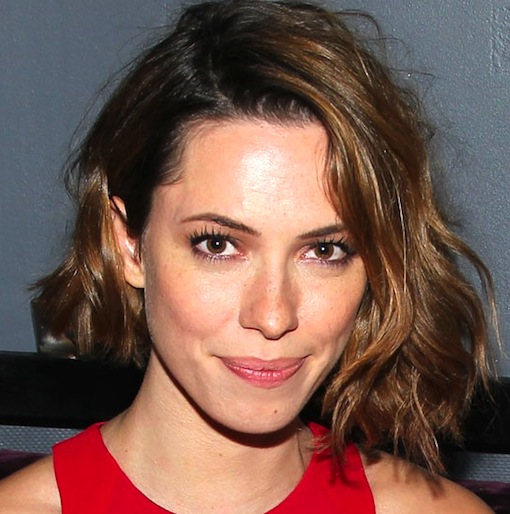 hair crush: REBECCA HALL'S SHORT BOB