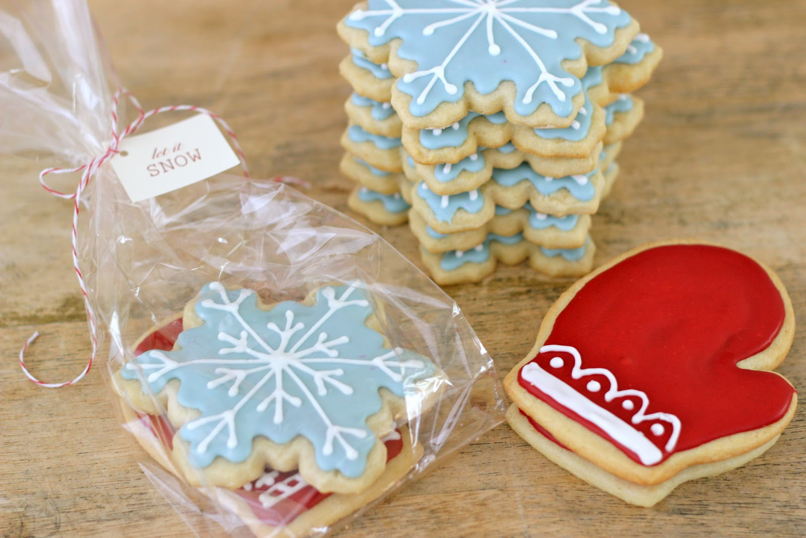 Christmas Cookies With Pictures